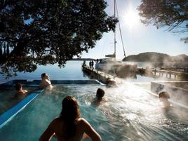 Hot Pool Water Shuttle