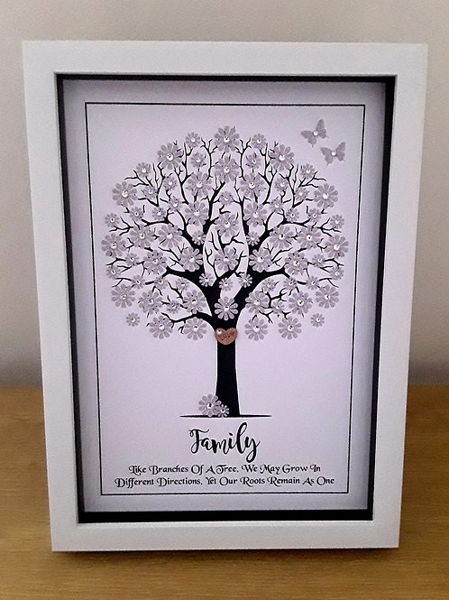 CRYSTAL LARGE FAMILY TREE