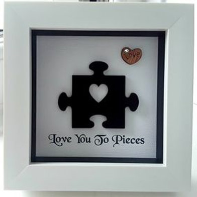 SILHOUETTE MINI LOVE YOU TO PIECES