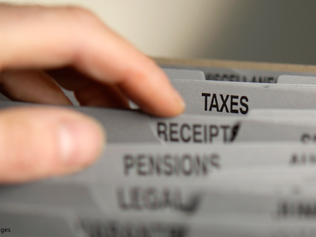Dealing with Taxes after Bankruptcy
