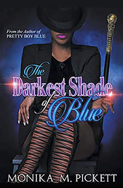 The Darkest Shade of Blue by Monika Pick