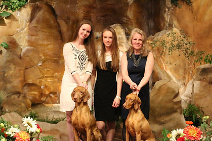 Brigette, Chanel, & Laura