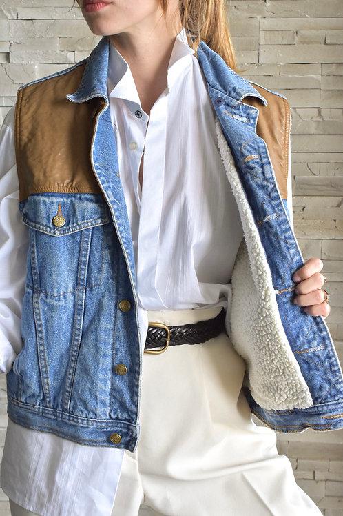 Denim waistcoats - Argument