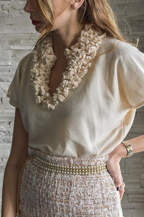 Escada short sleeves pullover