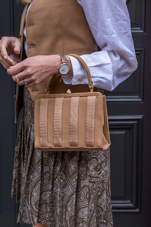 Vintage handbag - Brouni