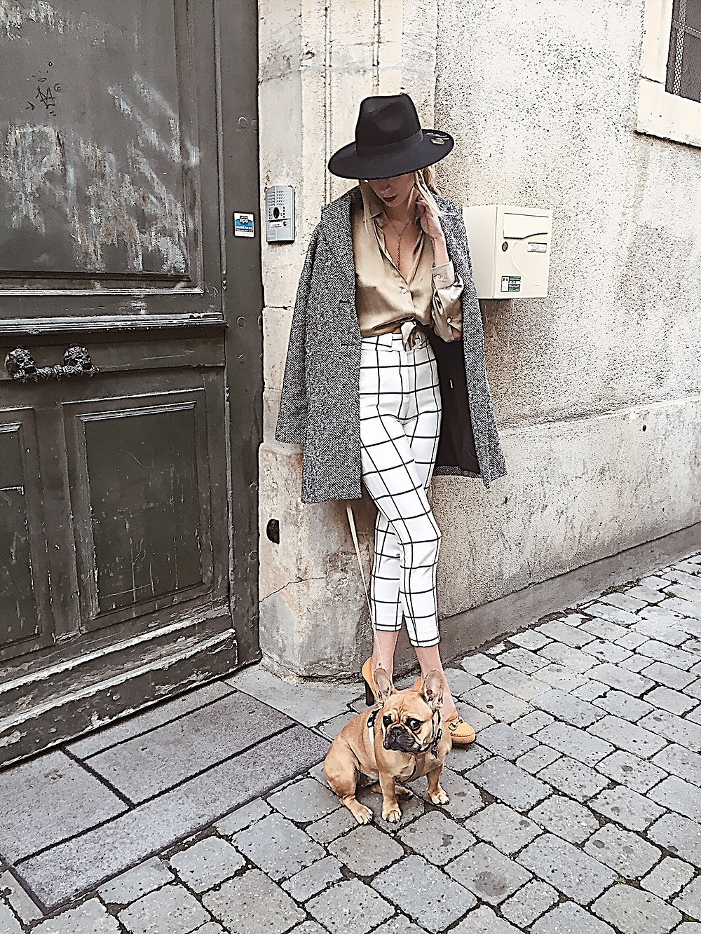 french street style by TendanceHunter