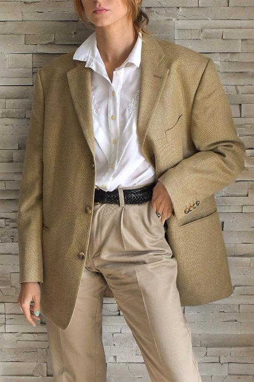 Wool blended blazer - Call my name