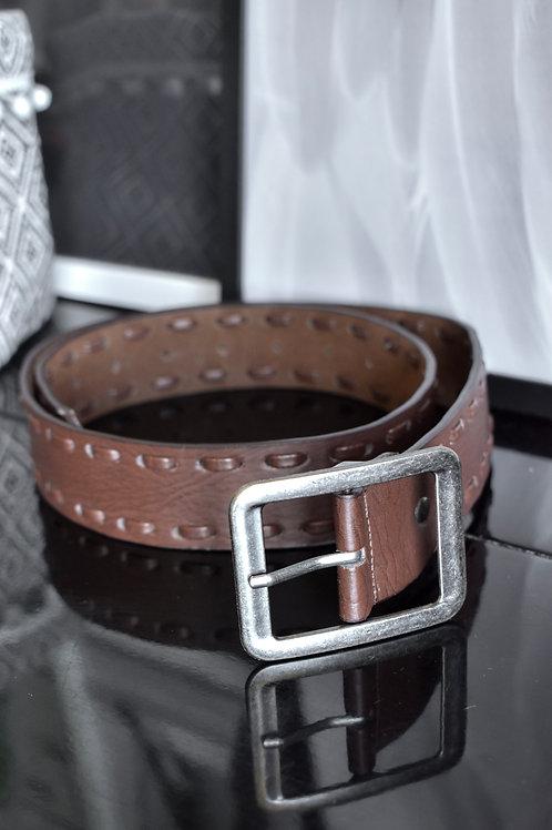 Stitched belt - do care