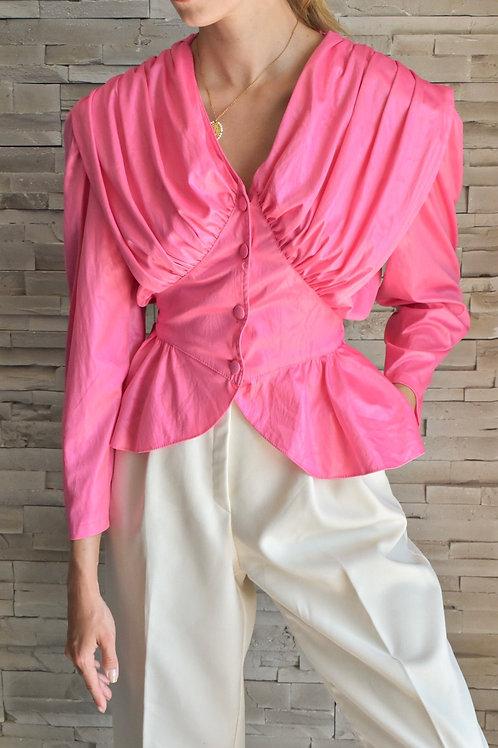 Puff shoulders 90's blouse - 90's dreams