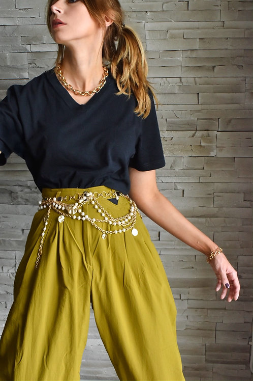 Loose hips trousers - catching up in Oklahoma