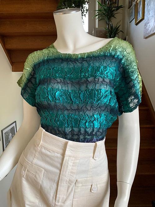 Ribbed blouse - Marina