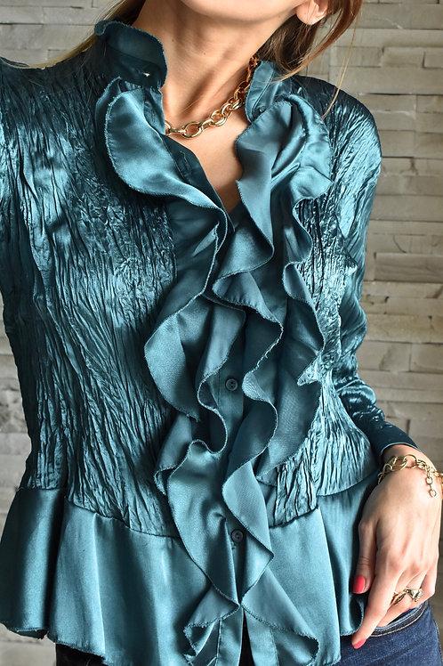 Jabot blouse - Lady K.