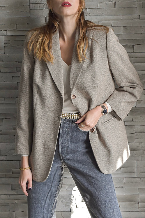 Fitted classy blazer - Chicca