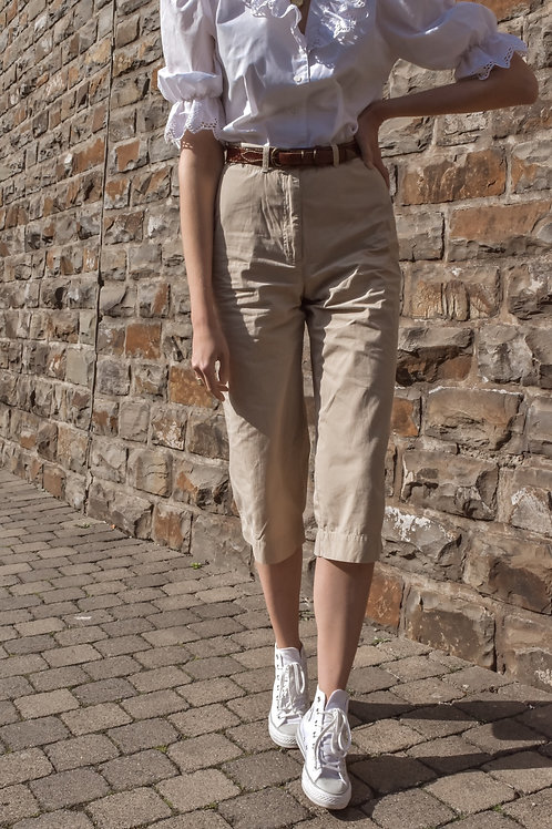Casual cropped trousers Ralph Lauren