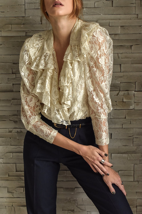Lace blouse - Sinner