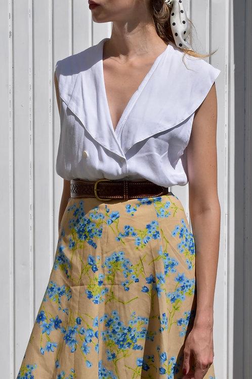 Sleevless top - Audrey
