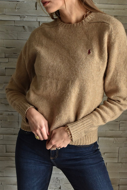 Ralph Lauren wool sweater - Warm beige