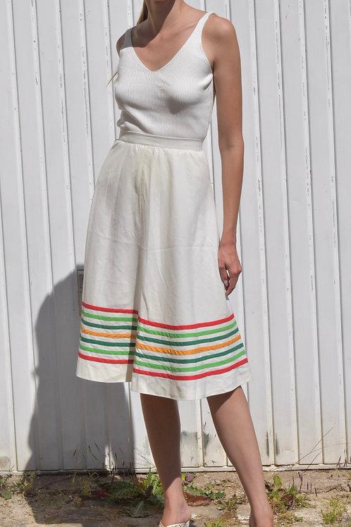 50's vintage Skirt - Ipanema