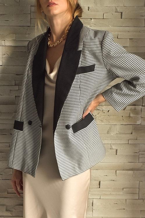 Houndstooth vintage blazer - Birmingham