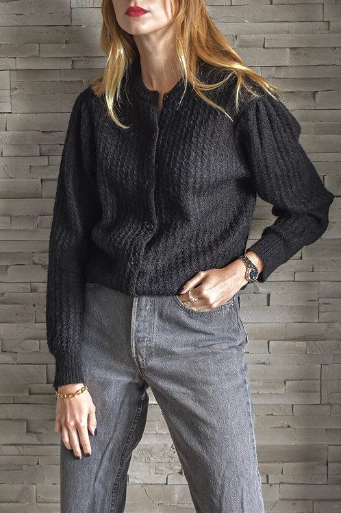 Vintage wool cardigan - Norway way