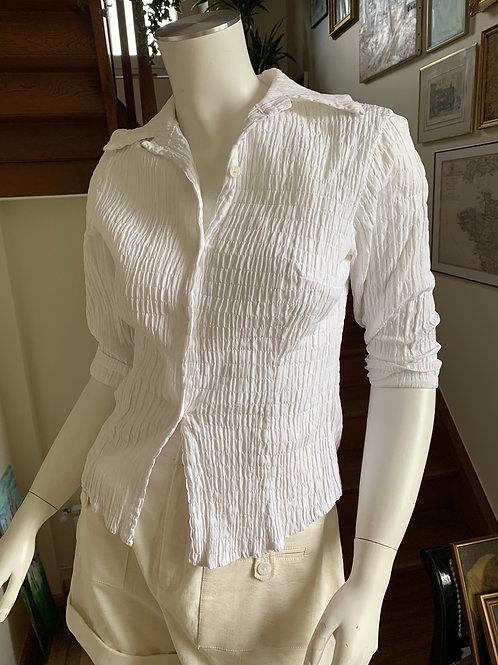 Ribbed shirt - Megan