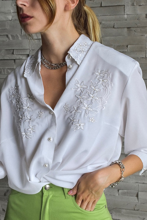 Blouse with embroidery - Whirlwind