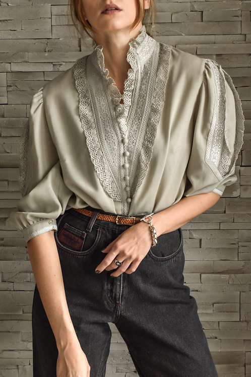 Laced blouse - Medelin