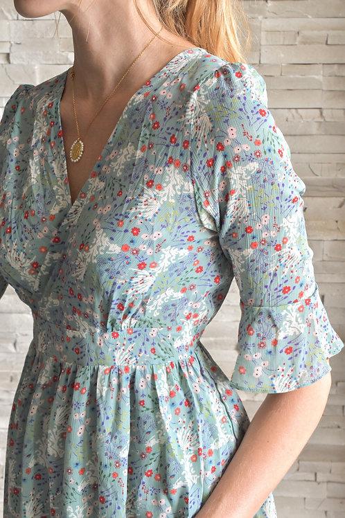 Floral dress - Liberté