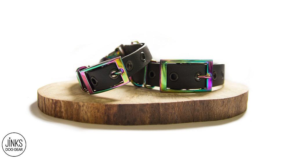 Neochrome BioThane® dog collar - 20 mm wide