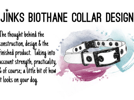 Why we believe in our BioThane collar designs