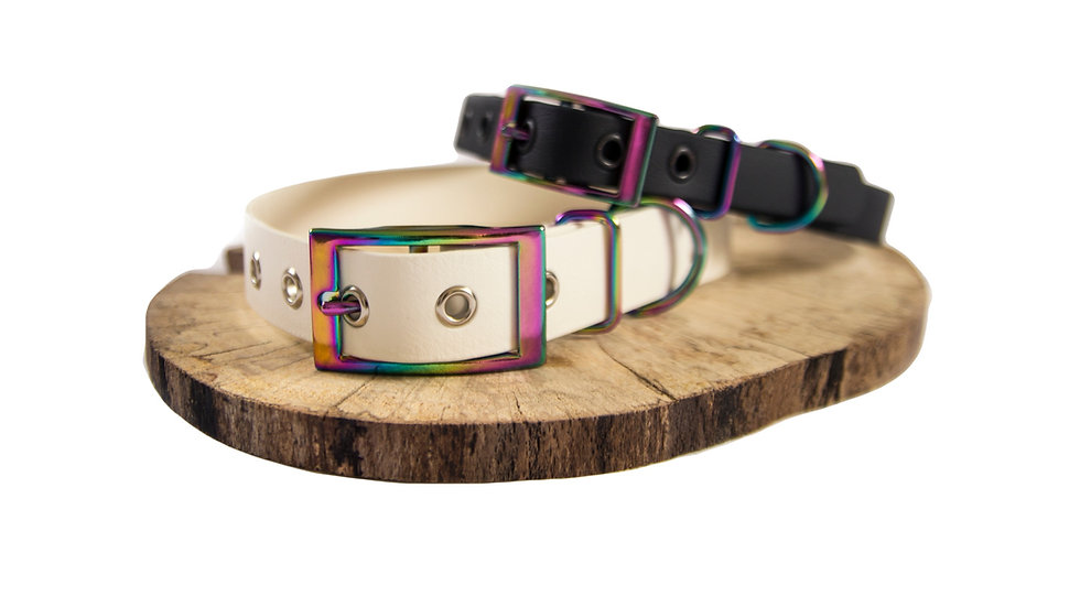 Neochrome BioThane® collar
