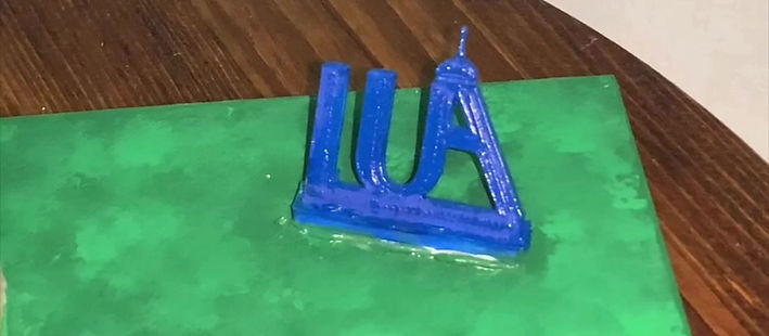 LUA 3D Model