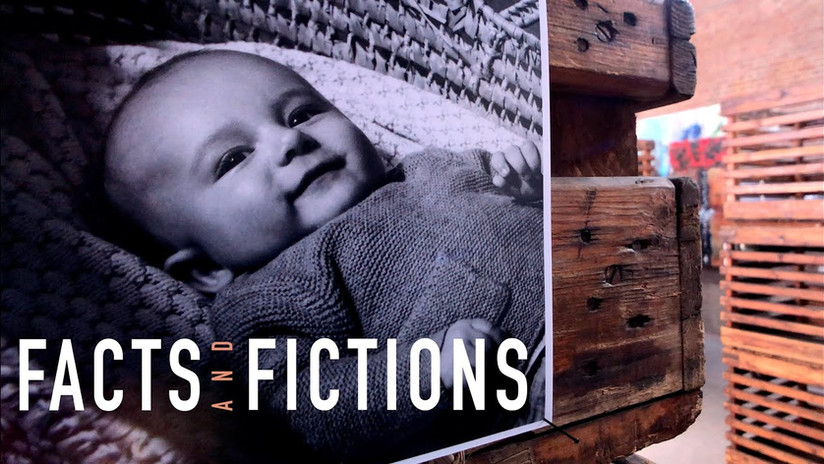 FACTS AND FICTIONS   TENTOONSTELLING   Filmische iPhone-video in 4K