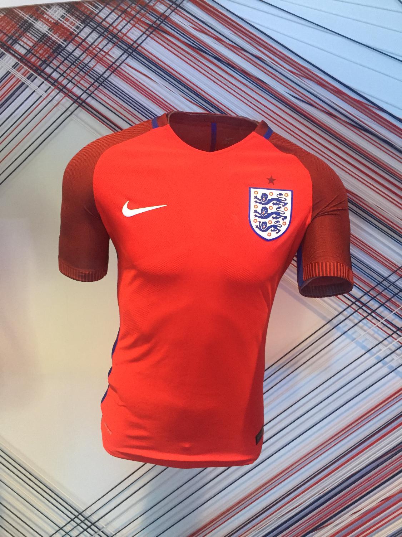 England Away Kit Vapor