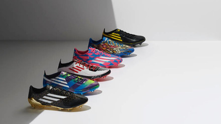 Return of the adidas F50 adiZero
