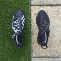 Adidas F50 Enlighten & Yeezy Boost 350