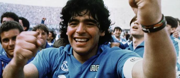 Maradona - Puma King Concept