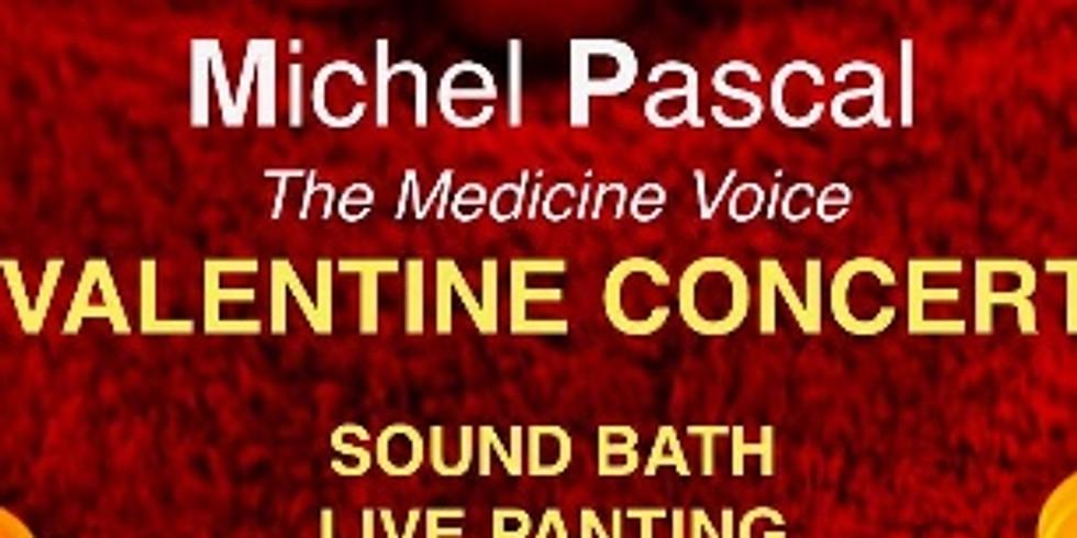 Michel Pascal's Valentine Concert