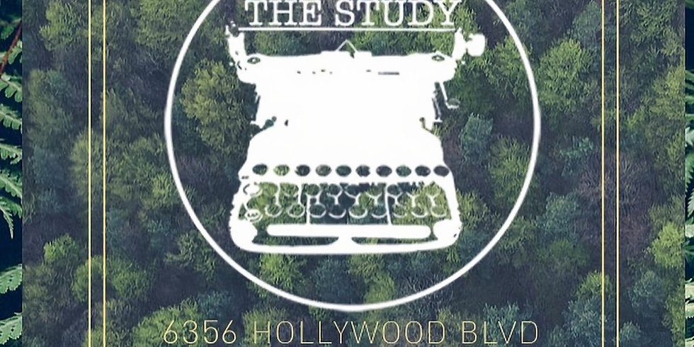 Poetry at The Study In Hollywood