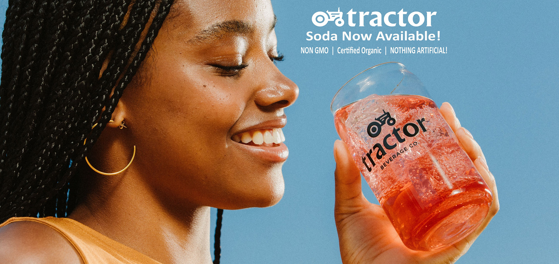 Tractor Beverage - Now Available - websi