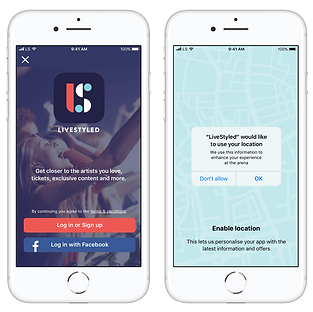 Mobile Apps for Venues