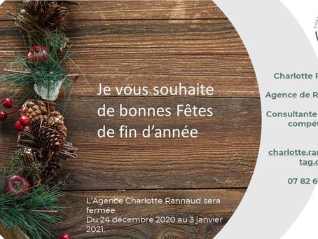 [ Actu ] Bonnes Fêtes de fin d'année