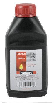 Ferodo DOT 5.1 HIGH PERFORMANCE ROAD BRAKE FLUID