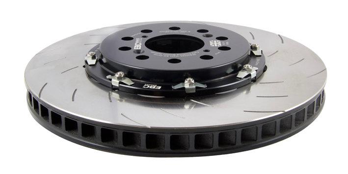 EBC 2-PIECE FRONT BRAKE DISCS - PAIR - FORD FOCUS RS MK3