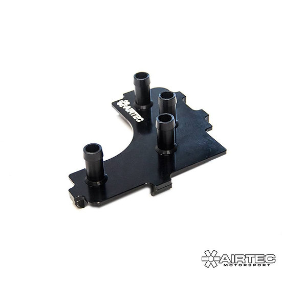 AIRTEC MOTORSPORT OIL BREATHER TOP PLATE FOR FOCUS MK2 ST & RS