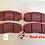 K SPORT 304MM 6 POT BRAKE PADS | FIESTA MK7 INC ST180