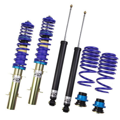 AP Coilovers Ford Fiesta Mk 7.5 EcoBoost 1.6 ST180 Coilover Kit