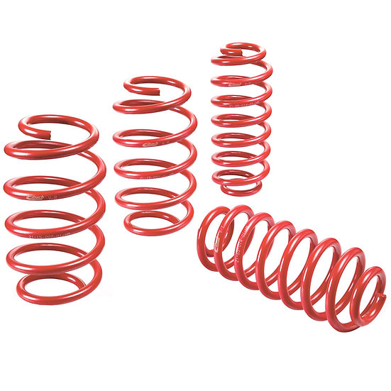 Eibach redline lowering springs Fiesta MK7.5 All EcoBoost Models