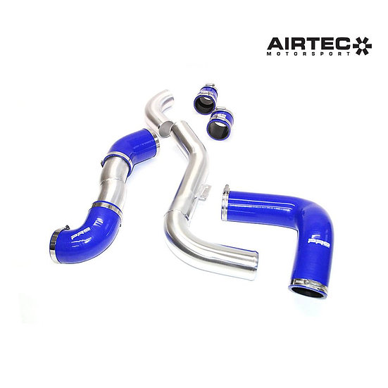 AIRTEC 2.5-INCH BIG BOOST PIPES WITH 70MM COLD SIDE MK2 FOCUS RS and ST