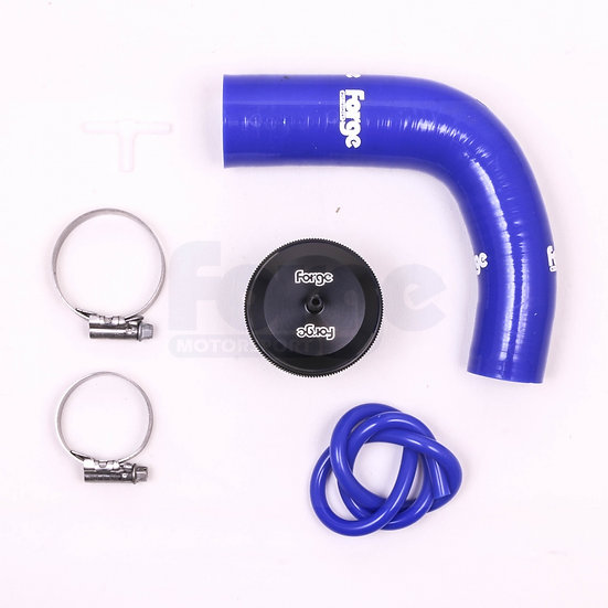 Forge Blow Off Valve and Kit for the Ford Focus ST 225 MK2 Blue
